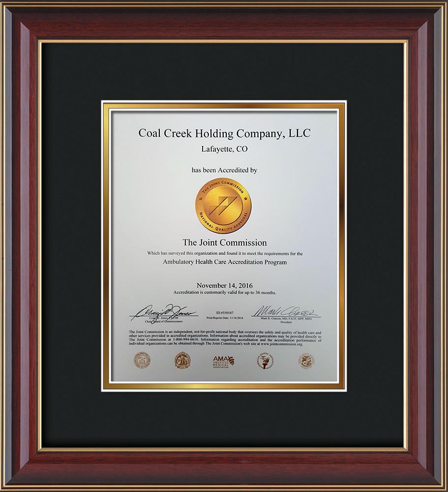 framed-accreditation
